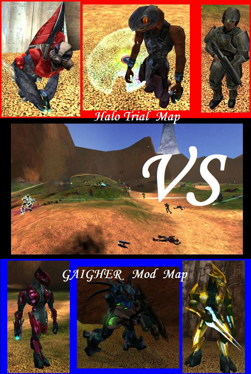 halo trial map