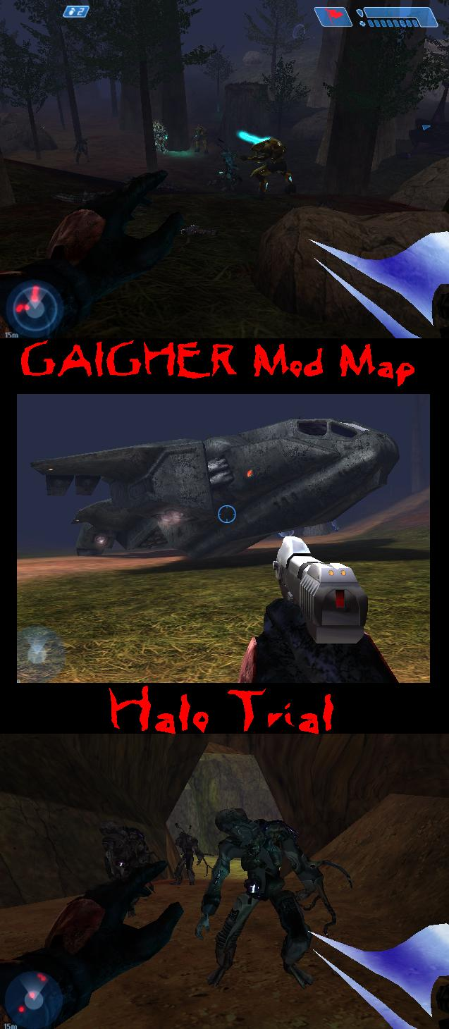 halo trial