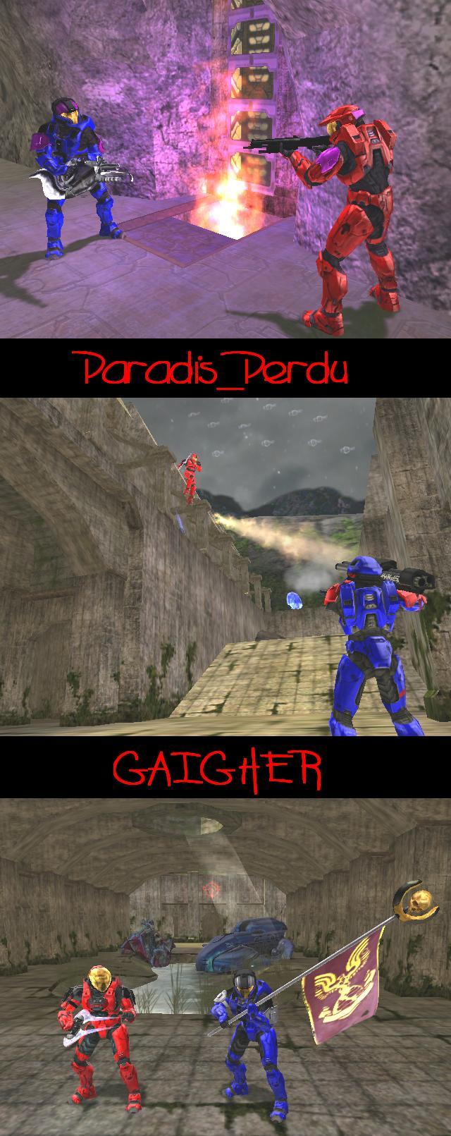 Paradis_Perdu Paradis Perdu maphaloce map halo ce maphalo halomap carte cartes création GAIGHER mod